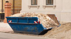 Podstawienie kontenera na gruz - Tanie kontenery na gruz, wywóz gruzu
